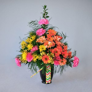 Premium Bloom Bouquet by Mary Margaret's Flowers