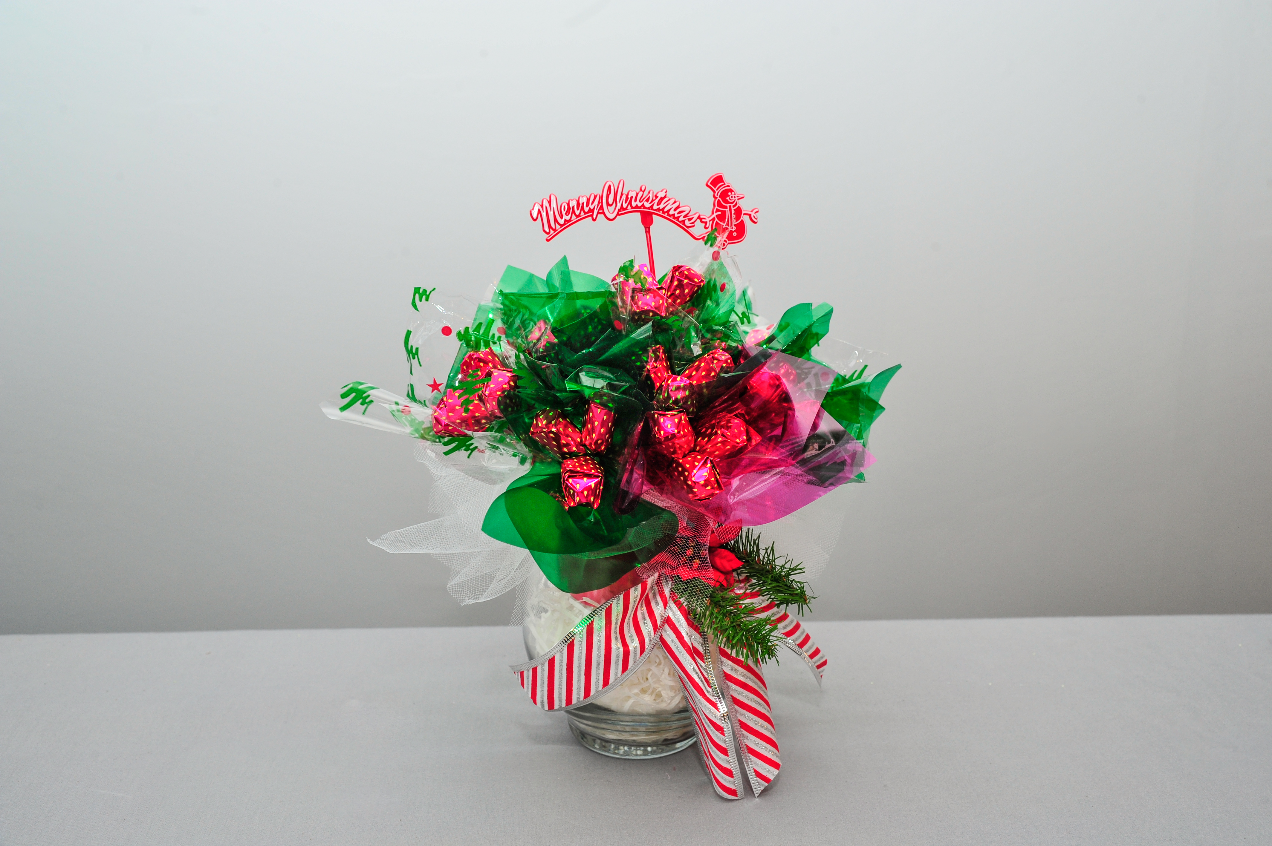 Christmas candy bouquet candy bouquet cor3350 izmirmasajfo